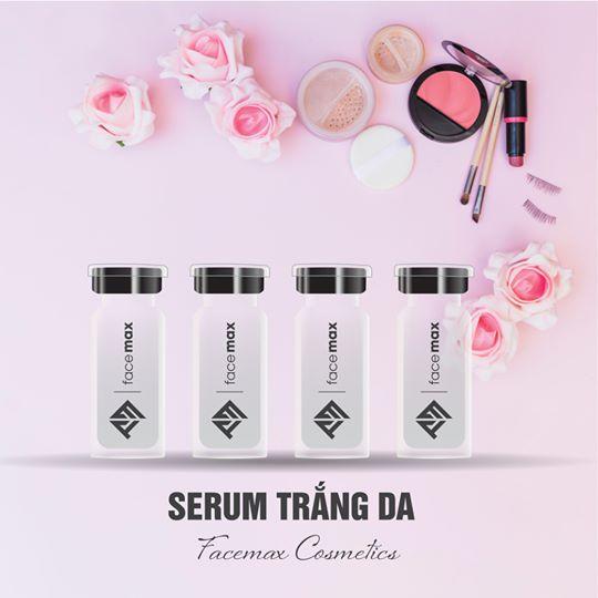 Serum trắng da Facemax